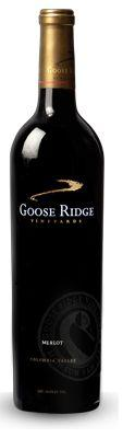 Goose Ridge Vineyards Merlot Estate